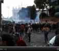 Rome, clashes in San Giovanni Squarejj