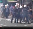 Athens, violent police arrestsjj