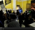 Chile, protests at the University of Santiagojj