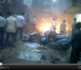 Mumbai blasts, early footagejj