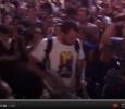 Protests in Tel Aviv, music and dancing in the streetsjj