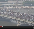 Egypt, clashes on Qasr Al-Nil Bridgejj