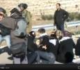 Nabi Saleh, clashes after Tamimi\'s funeraljj