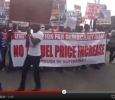 Nigeria, protests in Port Harcourt against fuel subsidy removaljj