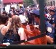 Occupy Wall St, female protesters sprayed by policejj