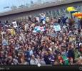 Occupy Wall St, arrests on Brooklyn Bridgejj