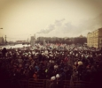 Protests in Russia against Putin