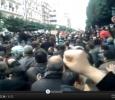 Tunis, the Jasmin Revolutionjj