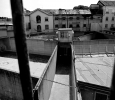 View from the inside of the court, San Vittore Prison, Milan, Italy, 2012