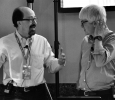 Bill Emmot and Beppe Severgnini - #ijf13