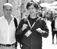 Ulderico Pacchiarotti e Antonio Pavolini at #ijf16 #thewholepic
