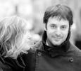 Stefania Chiale, Beniamino Pagliaro at #ijf16 #thewholepic