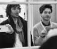 Lucio Perotta, Giuseppe Cruciani, Max Brod  - #ijf14 #thewholepic14