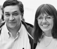Filippo Sensi, Anna Masera - #ijf14 #thewholepic14